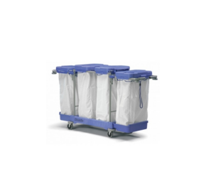 Numatic LLM-4100, vozík na zber prádla