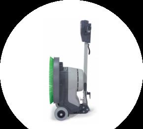 Numatic NR 1500S jednokotúčový stroj