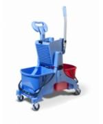 Numatic MMT 1616, dvojvedrový mopovací vozík