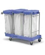 Vozík na zber prádla Numatic LLM-3100