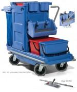 Numatic VCN 1904 BK9, dezinfekčný vozík