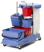 Numatic VCN 1404 BK2, dezinfekčný vozík
