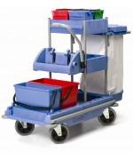 Numatic VCN 1804 BK3, dezinfekčný vozík