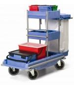 Dezinfekčné vozíky